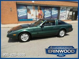 1985 Nissan 300ZX T-TOPS / RARE CLASSIC !!!!