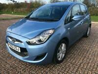 2013 Hyundai Ix20 1.6 Active 5dr Hatchback Petrol Automatic
