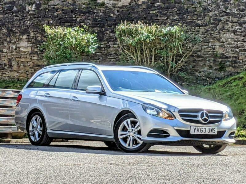 2013 Mercedes-Benz E Class 2.1 E250 CDI SE 7G-Tronic Plus 5dr Estate Diesel Auto
