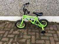 Apollo Kids 12' Monkey Bike