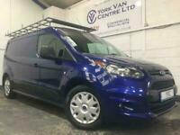 2018 18 FORD TRANSIT CONNECT 1.5 210 TREND P/V 100 BHP EURO 6, 3 SEATS