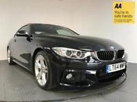 2014 64 BMW 4 SERIES 2.0 428I M SPORT 2D AUTO 242 BHP