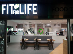 FitForLife food - Nathan phillip squ area, DownTown, Toronto, ON