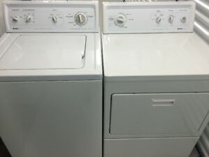 Kenmore Washer and Dryer - Heavy Duty & King Size Capacity
