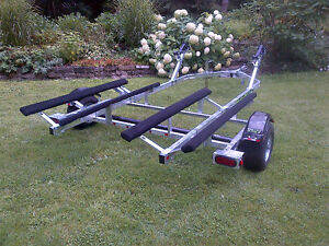 SAVE $500 Double PWC Trailer NEW