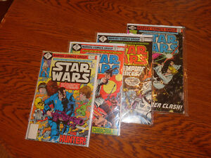 Marvel's 'Star Wars' vintage comics Peterborough Peterborough Area image 1