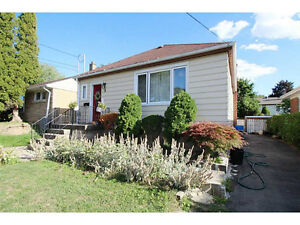 Summer Lease for a bungalow in Hamilton near McMaster University