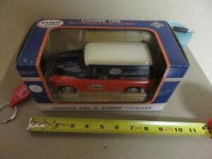 1957 CHEVROLET PANEL DELIVERY COOPER TIRE SCALE 1.25