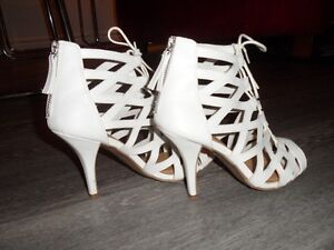 sandales et bottes