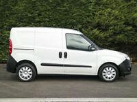 2014 (14) VAUXHALL COMBO 2300 L1 H1 SWB 5 SEAT CREW VAN / DOUBLE CAB / COMBI