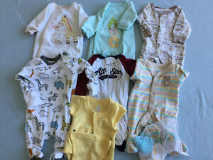 Used Preemie Clothes