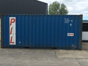 Sea Containers for Storage 20' & 40' & 45'
