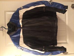 Leather Joe Rocket Jacket
