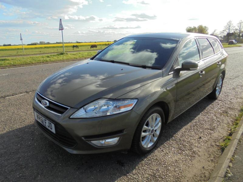 2011 Ford Mondeo 2.0TDCi 140 Zetec Estate