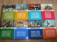 8 volumes (Le monde enchanté Walt Disney (Collectionneurs)