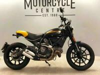 Ducati Scrambler 800 Full Throttle ABS / 800cc Motorcycle