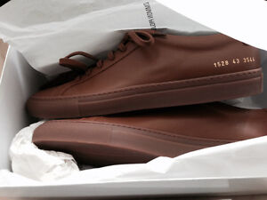 Common Projects Achilles Tan sz 43