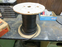 Remainder Spool of Wire