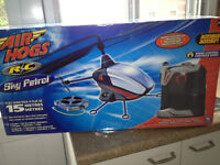 Air Hogs RC Sky Patrol Helicopter