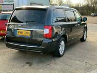 2011 Chrysler Voyager 2.8 CRD LX Auto MPV Diesel Automatic