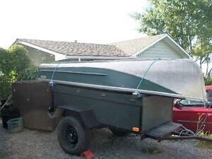 Hunting- Fishing trailer