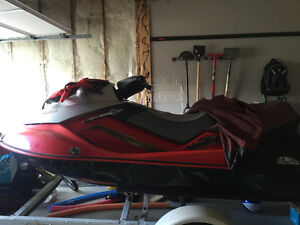 3 person Seadoo. Low hrs! Reduced!