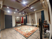 Toronto Recording Studio -Skilled Engineers and Producers