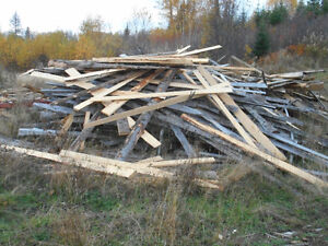 Slabs for firewood    CHEAP
