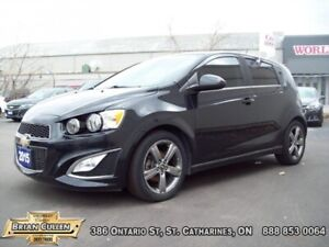 2015 Chevrolet Sonic RS  - Low Mileage