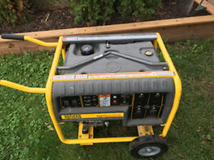 Wacker neuson GP5600 commercial generator  in mint shape