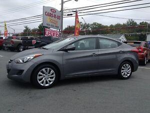 2012 Hyundai Elantra GL, LOW KMS, 2 YEAR WARANTY INCLUDED!