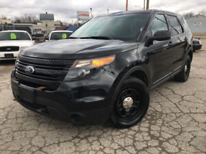 2014 FORD EXPLORER ALL WHEEL DRIVE ***CERTIFIED***