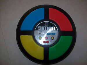 VINTAGE  1978  SIMON  GAME