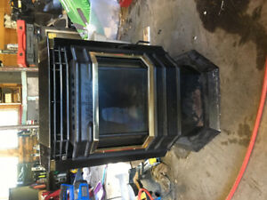 Great condition cheap pellet stove!!