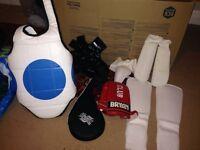 Taekwondo gear set