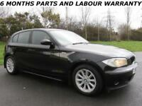 BMW 116 i 115 BHP PETROL **PRACTICAL 5 DOOR**LOW MILES** SERVICED & VALETED
