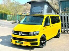 VW TRANSPORTER T6 CAMPER VAN / 150PS SPORTLINE STYLE / NOT T5.1 / £37200 INC VAT