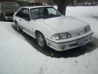 89 gt stang, sell whole or part out, testing the waters
