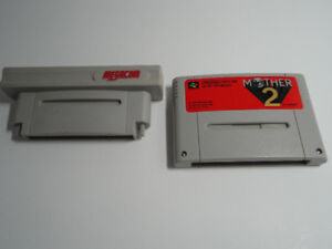 MOTHER 2 /EARTHBOUND SUPER FAMICOM GAME  in ENGLISH