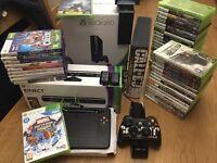 Xbox360 Kinect bundle
