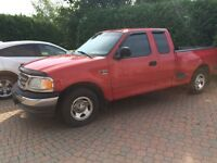 Pickup F150 Ford 2003 NEGO+++