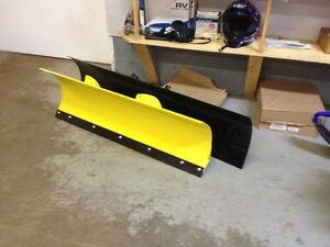New 60' bronco atv plow package also have eagle+ kfi plows