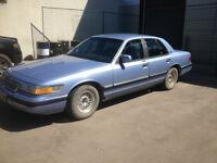 """Doner car for Rod"" 1994 Mercury Grand Marquis 4.6 liter loaded"
