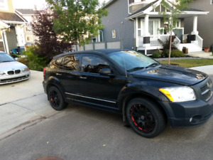 2007 Dodge Caliber RT over $4, 000 in receipts