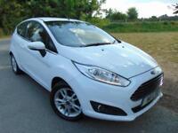 2016 Ford Fiesta 1.25 82 Zetec 3dr Full Ford SH! Bluetooth! AC! 3 door Hatch...