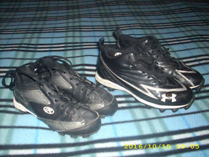 Boys football cleats - Size 7