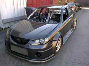 Mazdaspeed protégé