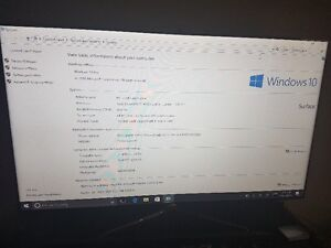Surface 3 Pro , broken screen + display port cable