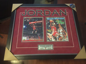 32163b4654e Michael Jordan Framed | Kijiji in Ontario. - Buy, Sell & Save with ...