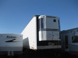 trailers for storage and rent